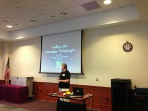 Jay Kellet talking about Disruptive Technology