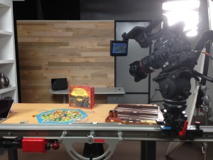 Settlers of Catan, ready for its close up?