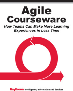 New eBook about Agile Courseware creation.