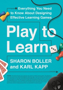 "Creating a Learning Game with ""Play to Learn"""